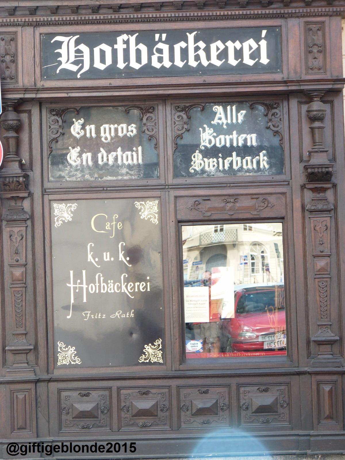 kuk Hofbäckerei