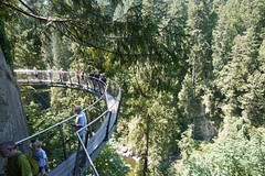 日, 2015-07-19 16:39 - Capilano Suspension Bridge Park