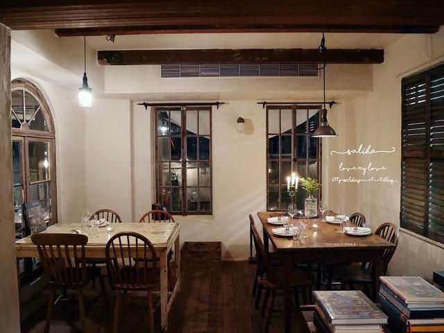中正紀念堂老房子餐廳香色氣氛好 (8)