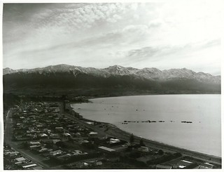 Kaikoura in mid-winter (1974)