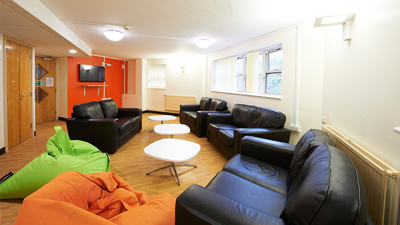 Social space in Brendon Court
