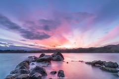 Lyttleton Sunset