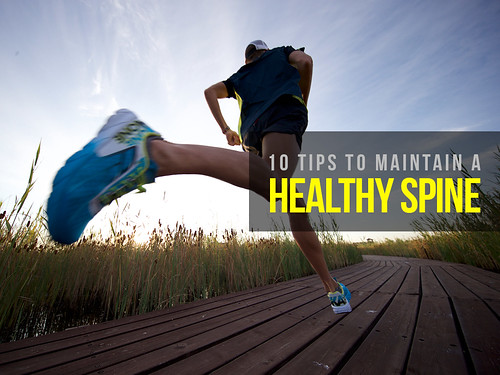 10 Tips To Maintain A Healthy Spine