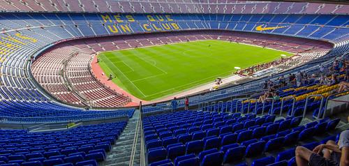 Camp Nou FC Barcelona