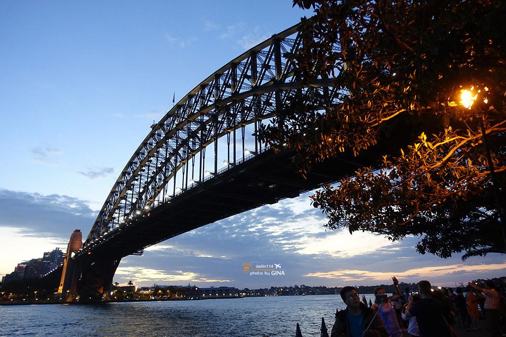 【2020攀爬雪梨大橋】悉尼港灣| Sydney Harbour Bridge|月光樂園(LunaPark)市區走到斷腿+港灣河畔白天夜晚都好美 @GINA環球旅行生活|不會韓文也可以去韓國 🇹🇼
