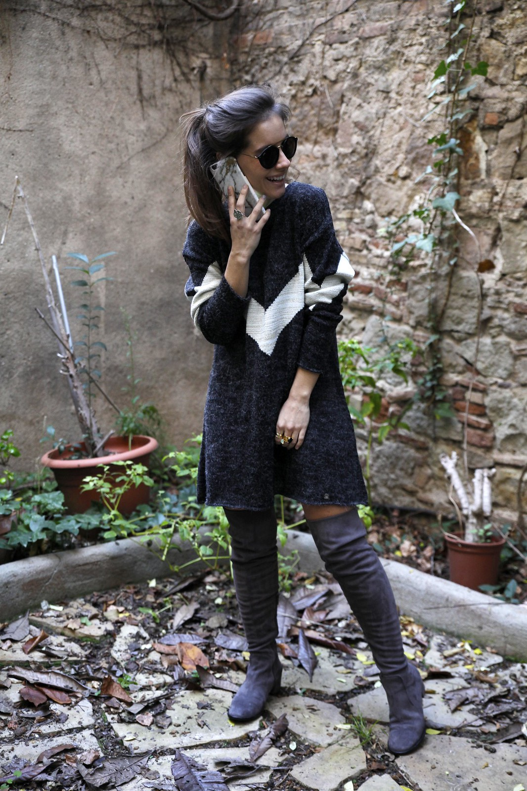 08_Casual_look_with_touch_french_laura_santolaria_theguestgirl_influencer_barcelona