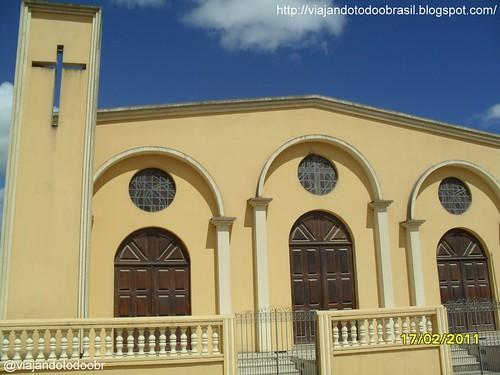 Messias - Igreja de São Sebastião