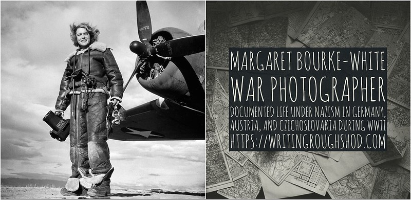 MARGARET BOURKE-WHITE #100travelHERS
