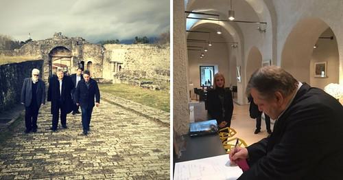 Επίσκεψη στο Ιτς Καλέ και στο Μουσείο Αργυροτεχνίας στα Ιωάννινα