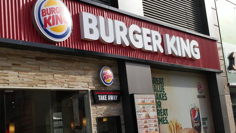 BURGER KING, GURGAON, INDIA