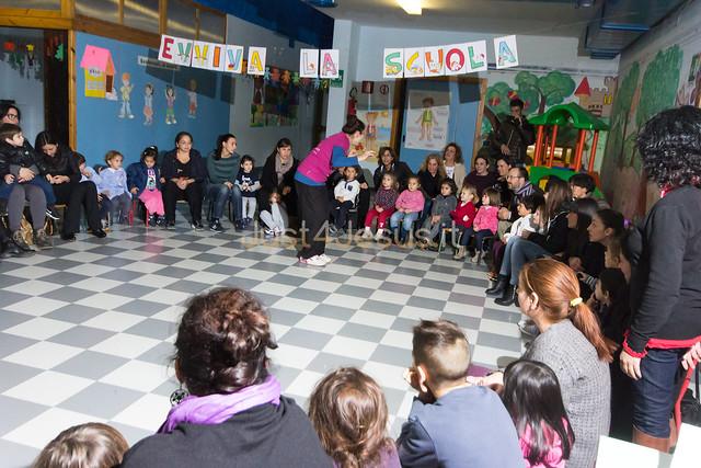 Laboratorio con le Scuole d'Infanzia del Comune di Lecce - Topolino