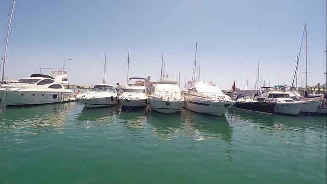 Le port de Benalmadena