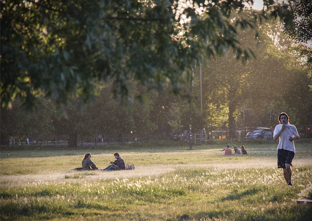 Midsummer Common - Cambridge