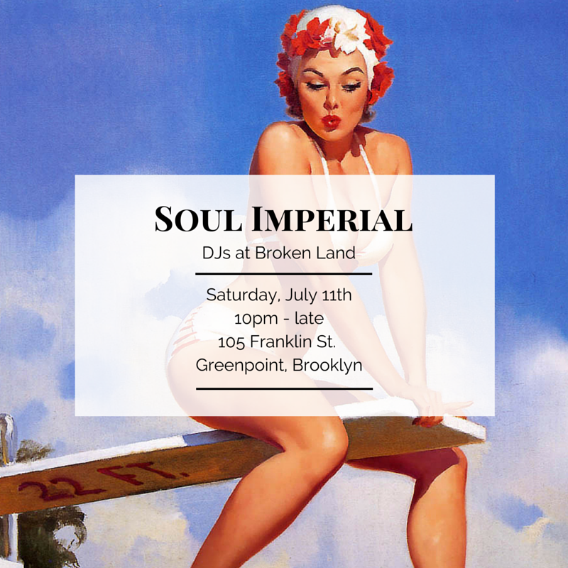 Soul Imperial Broken Land July 11th