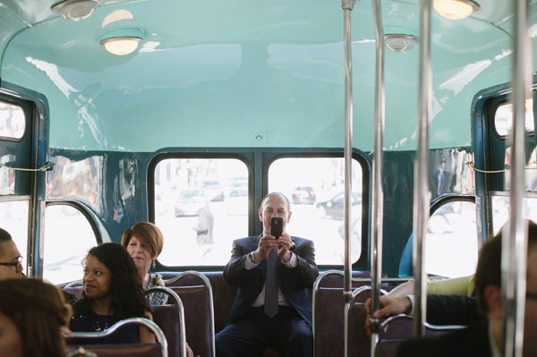 Celine Kim Photography Bellwoods Brewery intimate city wedding Toronto vintage ttc streetcar-47