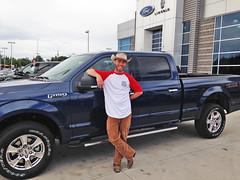 Cory Peavey - Ford F-150 XLT Truck Bucks 'N Trucks
