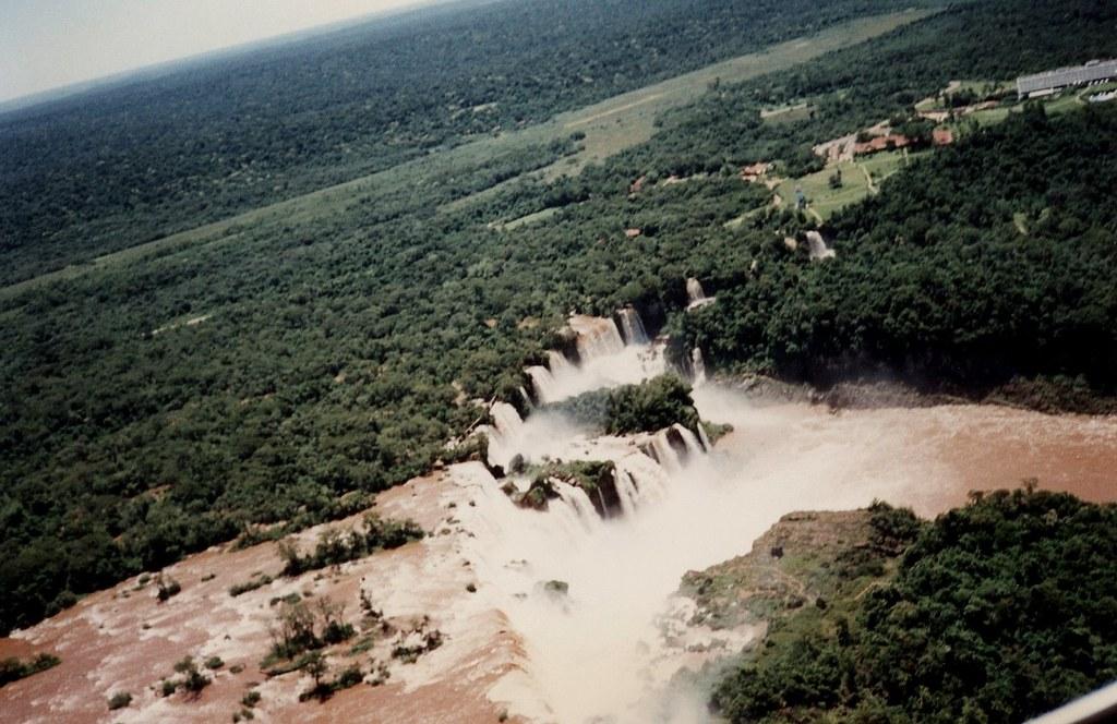 Iguazu Falls...