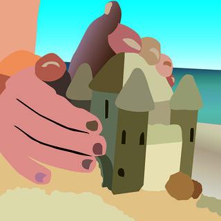 vocabulario-hacer-castillo-arena