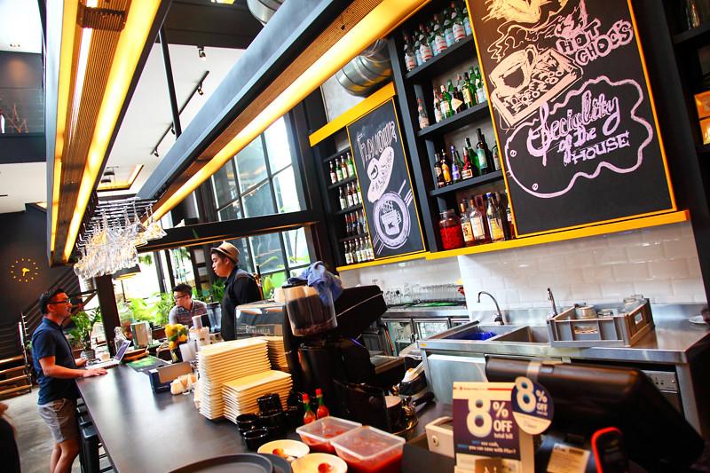 Skillet-Bar