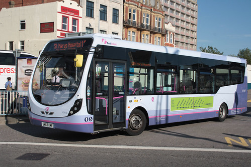 First Hampshire and Dorset 47419 SK63KMF