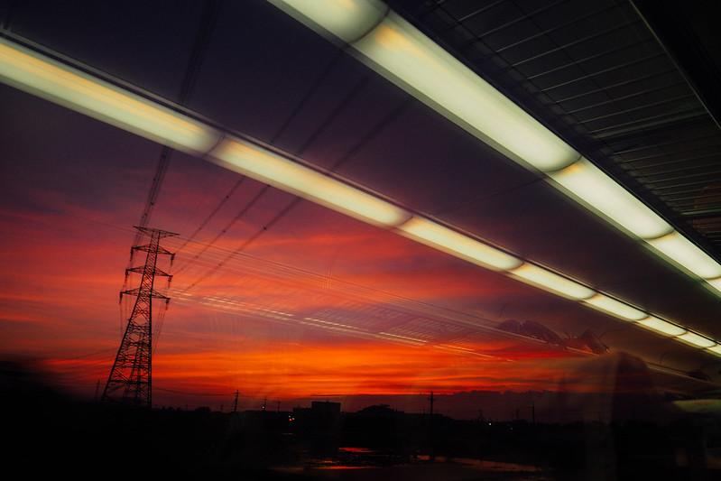 Sunset Dawn Olympus E-PL7
