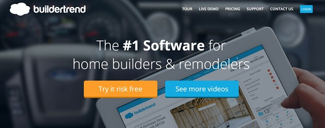 BuilderTREND - Construction Management Software for Home Builders and Remodelers