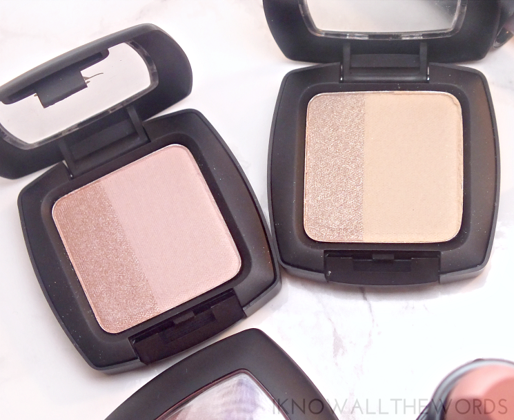 SST Quintessential Collection Meek and Mild Silky Eyeshadow Combo
