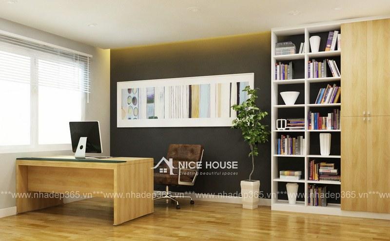 Thiết kế nội thất chung cư Mipec Anh Sơn Hà Nội_10