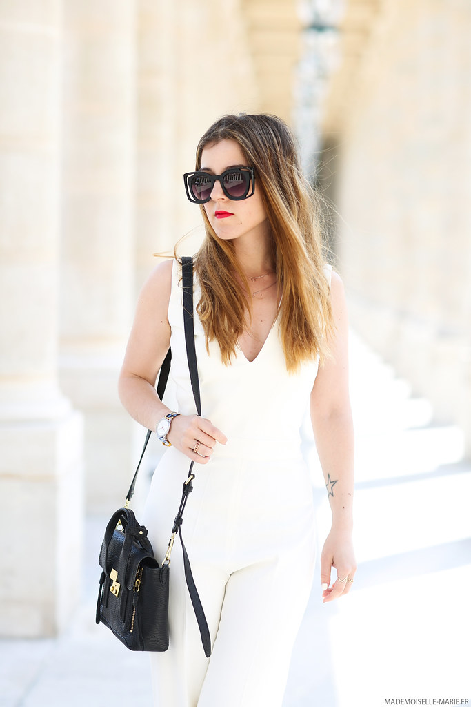 """Shooting with fashion blogger """"Elodie in Paris"""""""