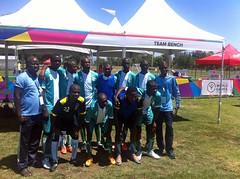 Nigerian Soccer Team @ Special Olympics World Games