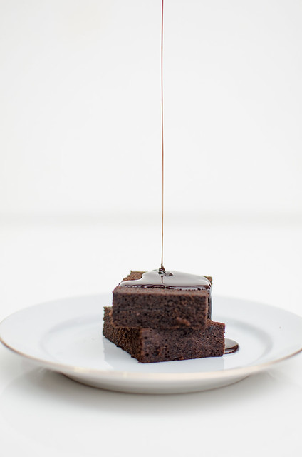 Food Photography - Brownies
