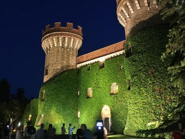 El castillo de Peralada da nombre a uno de los mejores festivales de música de la Costa Brava