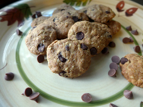 2015-08-10 - PB Oatmeal Carob Cookies - 0001 [flickr]