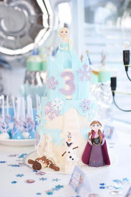 Frozen Cake by Veronica Aster Fd Poock