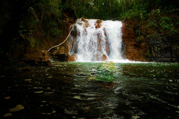 Air Terjun Boenaga 2
