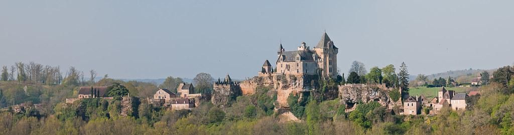 Castle Biron Pano