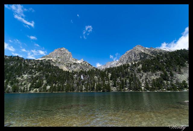 Lago de la Ratera
