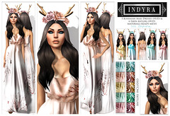 {Indyra} Fawn Antlers