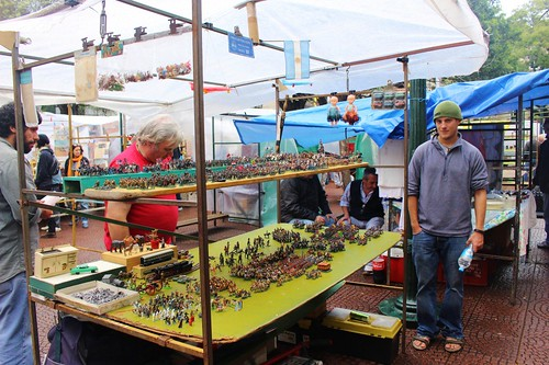 Antique Toy Soldiers & Tom