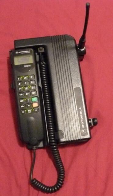 Motorola 8 watts