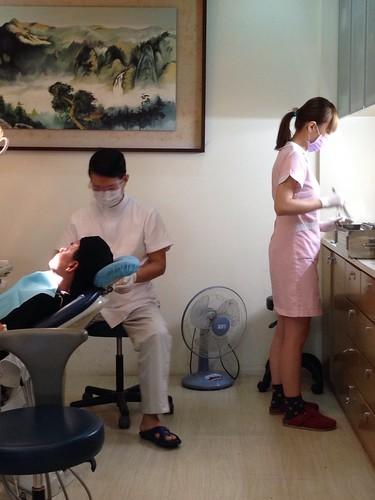 兒童牙醫推薦_高雄西河牙醫診所_林書妡醫師_兒童塗氟