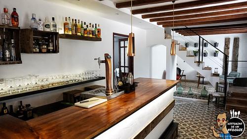 El bar de Casa Elena