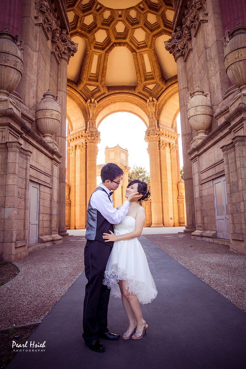 San Francisco Prewedding Ceremony