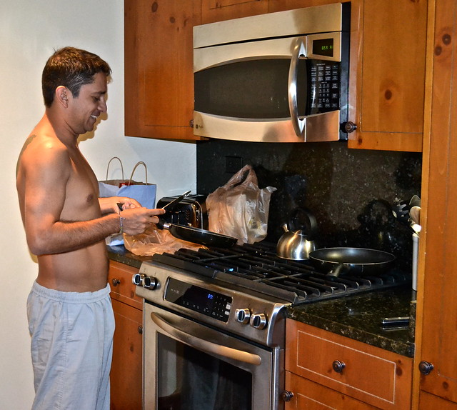 cooking - Stowe Mountain Lodge, Vermont