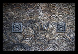 Bukchon wall