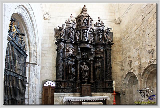 6 Iglesia de Santa María en Briviesca