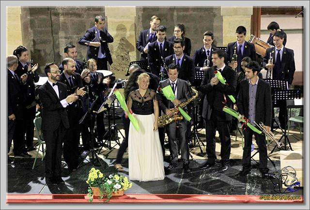 15 Concierto de la Banda Municipal de Música de Briviesca con solistas