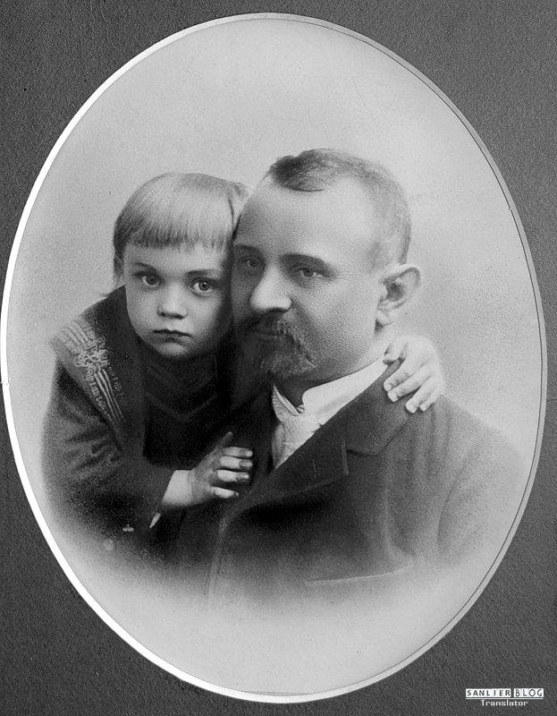 苏联名人家庭照片06