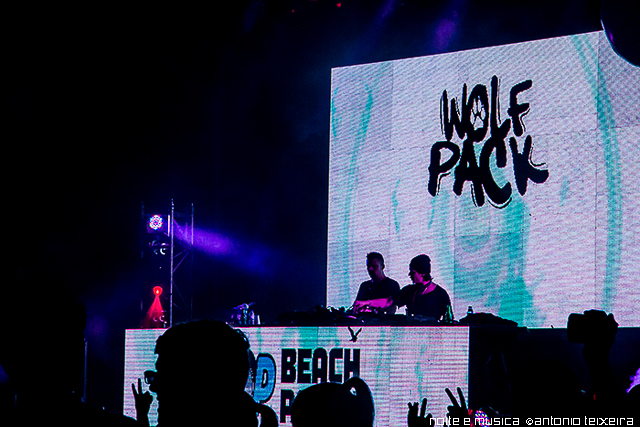 Wolpack - Top FM Beach Party '15