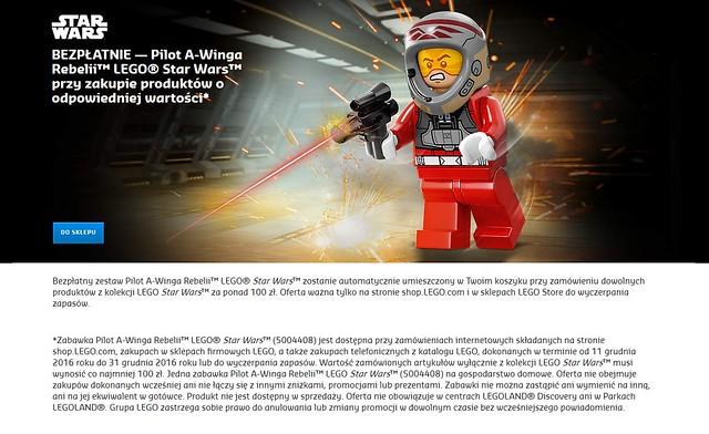 Pilot A-Winga Rebelii